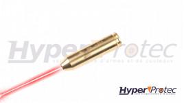Douille 308 de calibrage laser rouge pour carabine