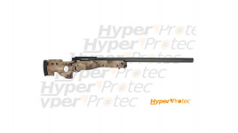 Réplique sniper airsoft spring Specna Arms A-Tacs AU camo