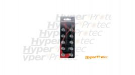 Piles bouton LR44 AG13 de 1.5 Volt