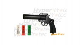 Pistolet lance fusée de détresse calibre 4