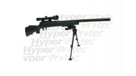 Carabine sniper Super X9 avec lunette et billes