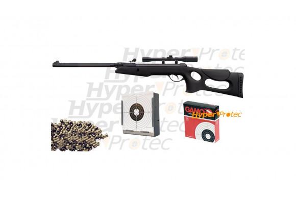 Pack Carabine À Plomb Gamo Delta Fox Avec Lunette 4x20