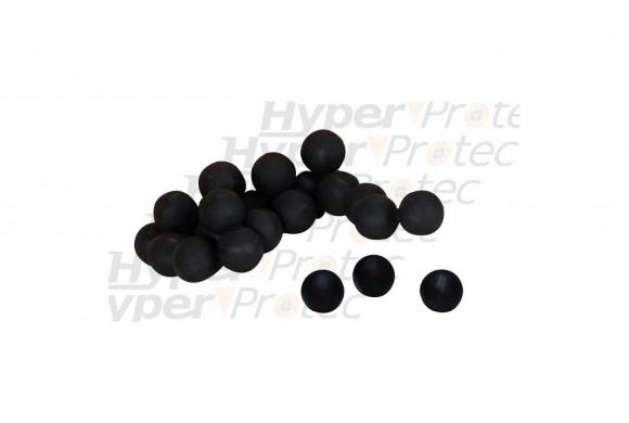 Balles caoutchouc environ 20 mm pour King Cobra