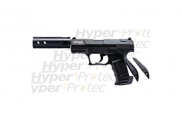 Walther CP99 avec silencieux exclusivité JAMES BOND 007