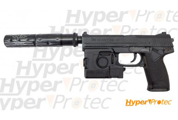 Chargeur métal Beretta 92 A1 20 billes 6mm airsoft gaz