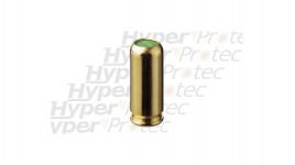 Cartouches à blanc 9 mm pour pistolet