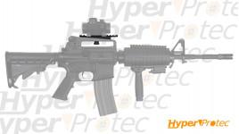 Rail de montage picatinny pour poignée de transport Colt M15-M16 - M4