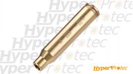 Douille de reglage calibre 223 REM cartouche laser