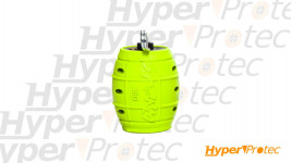 Grenade airsoft Storm 360, Lime Green