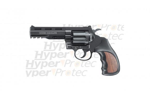 Ruger Redhawk noir crosse bois - revolver alarme