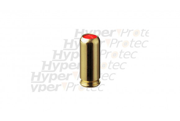 Cartouches au poivre rouge 9 mm pour pistolet
