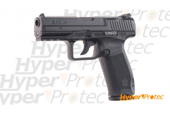 Revolver alarme Reck modèle 36 calibre 6mm Flobert bronzé
