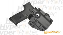 Holster universel rigide Adapt-X Swiss Arms ambidextre
