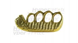 Poing américain doré Hippogriffe