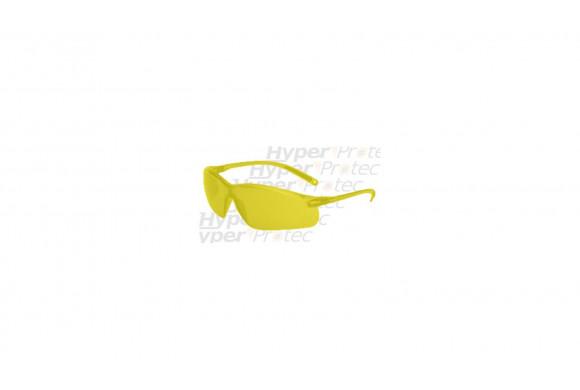 Lunettes de protection jaunes pour airsoft