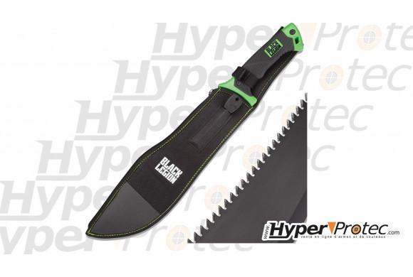 Couteau Karambit Neck haller + étui - 11.5cm