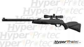 Gamo carabine à plombs Black Maxxim Cal. 4.5 mm de 29 joules avec lunette 4x32