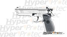 Beretta M92 FS Chromé Pistolet À plomb CO2