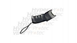 Couteau Black Teck - lame lisse noire