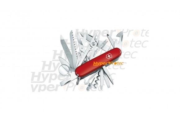Couteau Suisse Victorinox - Swisschamp 21 pièces