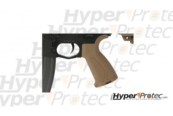 Pistolet Colt 1911 Rail Gun CO2 chrome full metal 1.1J 6mm airso