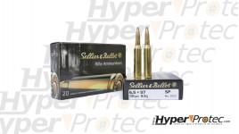 munition de chasse calibre 6,5 x57