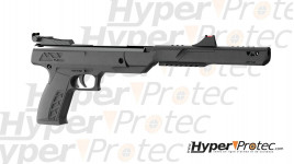 Revolver à billes acier Dan Wesson 715 Nickel - 6 pouces