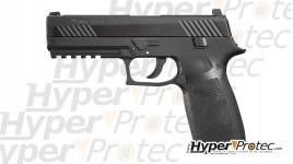Sig Sauer P320 à plombs et BB 4.5 mm 30 coups semi automatique noir ou Tan