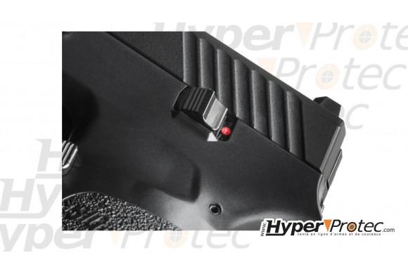 R plique d coration pistolet browning gp35 for Pistolet decoration