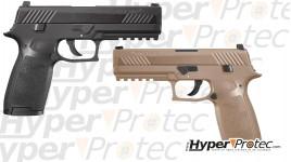 Pistolet à Plomb CO2 Sig Sauer P320 en Noir ou Tan