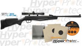 Pack Carabine À Plomb Stoeger RX5 Avec Lunette 4x32