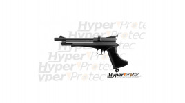 Revolver Dan wesson 715 6 pouces Co2 low power silver - 6mm