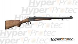 Fusil de chasse Baikal IJ43 canon lisse juxtaposé calibre 12/70