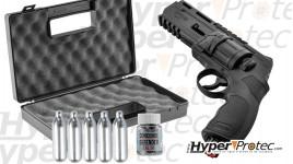 Pack revolver defense HDR 50 avec mallette, CO2 et munitions