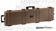 Mallette Nuprol XL pour arme longue waterproof 137 cm noir ou tan