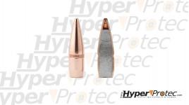 Ogives Hornady MATCH 168gr BTHP - calibre 308Win