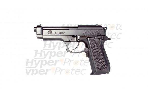 Taurus PT 92 noir spring HPA a bille 6mm airsoft