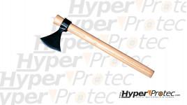 Hache de lancer Norse Hawk cold Steel avec manche en bois