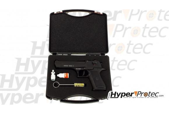 Pistolet à air comprimé de précision Chiappa match FAS6004 - 3.7 joules