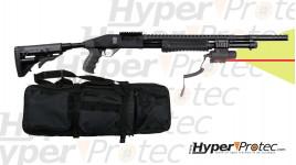 Pack Fusil à pompe Taurus ST12 tactical canon 61 cm