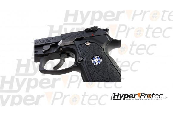 250 plombs H&N Excite Prometheus Pistol tête plate - 4.5mm