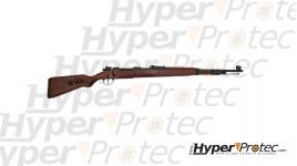 Réplique airsoft de la carabine KAR 98K crosse bois Spring avec éjection de douille