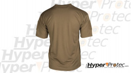 Tee-shirt quick dry coyote pas cher pour homme