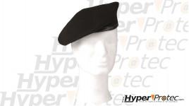 beret couleur noir homme femme