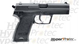Pistolet airsoft HK USP gaz by VFC coloris noir