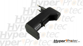 Chargeur de batterie Li-ion 18650 16340 14500