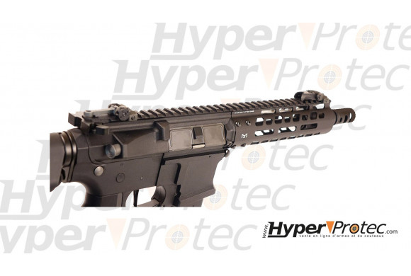 Fusil de défense marqueur paintball RAM Training TM4 T4E RIS - calibre .43