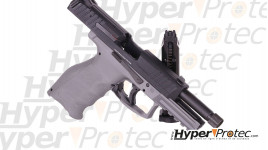 H&K VP9 pistolet airsoft 6 mm BB Gaz de luxe édition