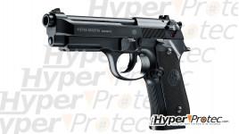 Beretta 92 A1 billes acier 4.5 mm full auto