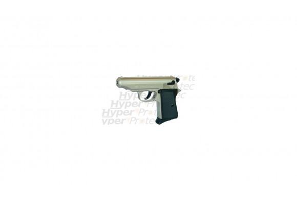 ME 9 mod. Para - Pistolet alarme nickel